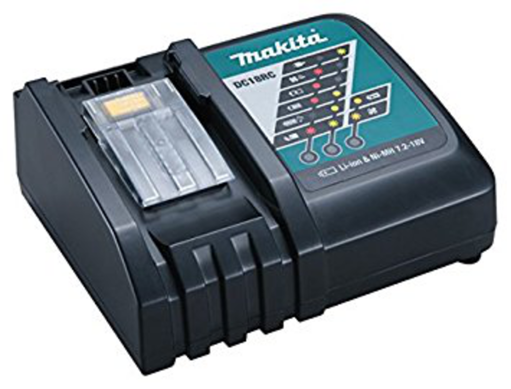 DISCMAN 4 Ladegerät Makita 230V/50Hz