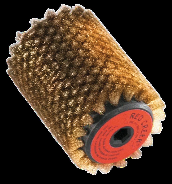RED CREEK Bronze-Rotorbürste 10 mm