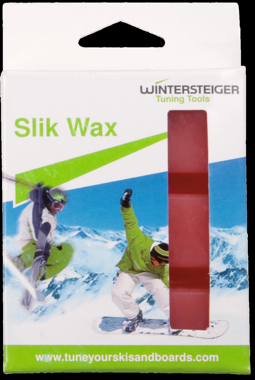Slik Wax 85g Rot -5° und wärmer