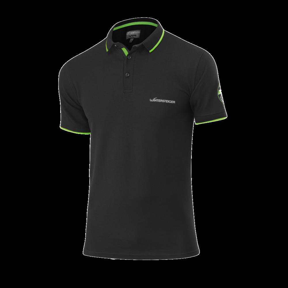WINTERSTEIGER Polo Shirt, schwarz
