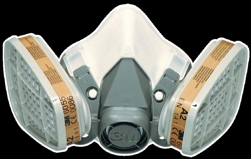 3M Maskenset 6002 C