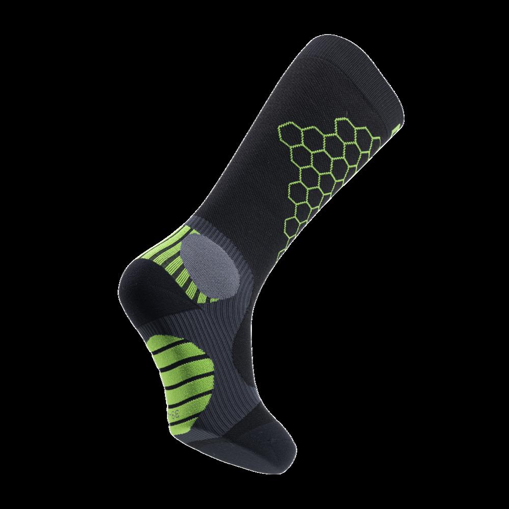 Comfort black/green