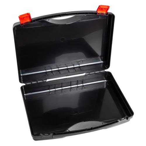 Werkzeugbox 380 x 240 x 100 mm, schwarz