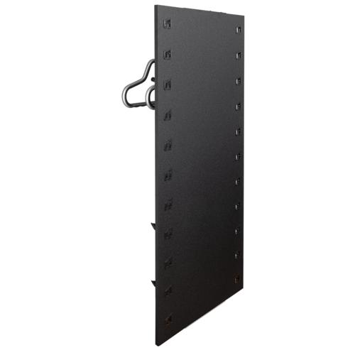 Universaltrockner Talentum Set 2 Sterex, Panel schwarz mit Haken