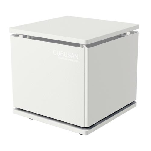 Luftreiniger Cubusan CP-120 weiß, 230 V AC, 50 Hz