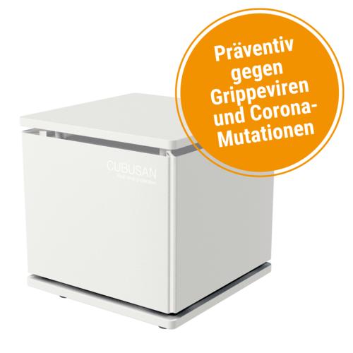Luftreiniger Cubusan CP-70 weiß, 230 V AC, 50 Hz